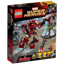 Lego 76031 Super Heroes The Hulk Buster Smash