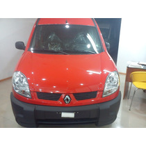 Renault Kangoo Familiar 5 Asientos 0km 2014 Gris Stock