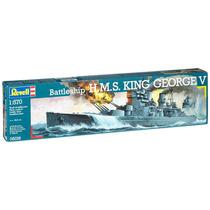 H.m.s King George V Revell 5016 Escala 1/570