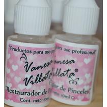 Restaurador De Pinceles Vanesa Villata-uñas Esculpidas