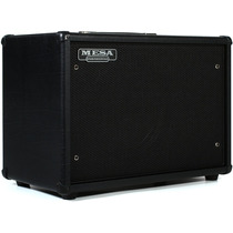Mesa/boogie 1x12 Widebody Closed Back Cabinet - Black