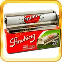 Maquina Para Armar Cigarrillos De Metal Smoking 78 Mm