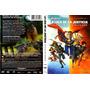 Dvd La Liga De La Justicia Crisis En Dos Mundos Original