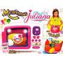 Microondas De Juliana Comiditas Recetario Y Delantal Tv