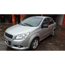 Credito Cuotas | Chevrolet Aveo G3 Lt Unica Mano Full Airbag
