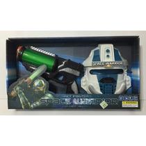 Pistola Con Luz Y Sonido Space Cod 825-25c