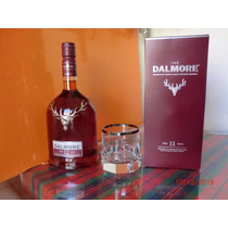 Whisky Dalmore De 12 Años 1 Litro Con Caja Origen Escocia.