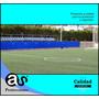 Protección De Pared Para Canchas De Fútbol X M2.