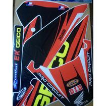Kit Calcos Completos Honda Tornado Xr 125 Skua Bross
