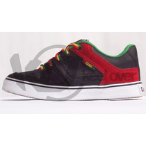 Zapatilla Glock Haley Rasta Unisex Keel Over