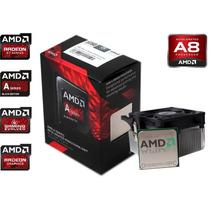 Combo Actualizacion Amd Apu A8 7650k +a68 C/ Hdmi + 4gb Fury