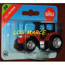 Siku Tractor 9240 Massey Ferguson Auto A Escala Super 08