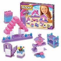 Blocky Fantasía 2 Bloques De Construcción 150 Piezas Co.0616