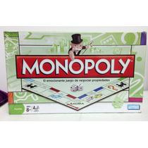 Monopoly Edicion Familia Juego Finanzas Mas Famoso Hasbro