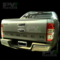 Calco Porton Ford Ranger * 2012 2013 * Simil Original *