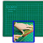 Tabla De Corte Dasa Pvc Flexible A3 45x30cm Plancha De Corte