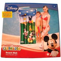 Colchoneta Inflable De Mickey Disney 119x61 Cordoba