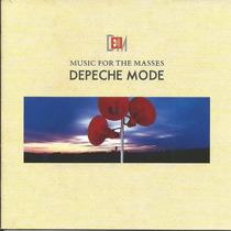 Depeche Mode - Music For The Masses ~ Cd Importado
