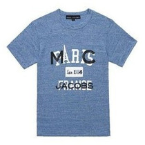 Marc By Marc Jacobs Remeras Cities Paris New York Varias