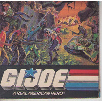 Gi Joe / Catalogo / Usa / Año 1986 / Hasbro /