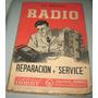 Radio Rep. Y Service De Receptores/amplificadores Año 1953