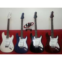 Guitarra Electrica Kansas Stratocaster Oferta Limitada
