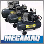 Compresor Dogo 5.5 Hp X 300 Lt. Profesional Trifasico
