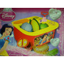 Princesas Disney Lava Vegetales (mira El Video)