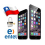 Rsim Orig Iphone 6 6+ 6 Plus Entel Chile Desbloqueo