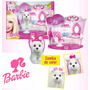 Pet Salon Peluqueria Para Mascotas Barbie Intek De Tv Filsur