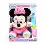 Minnie Mouse Baby Peluche 30 Cm Juega Y Aprende Electrónico
