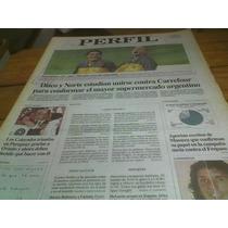 Diario Perfil 1998 3 Disco Y Norte Unirse Contra Carrefour