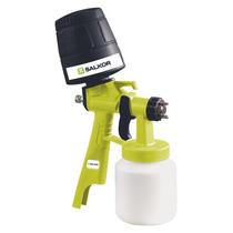 Equipo Pintar Salkor 450w Hv650 Compresor Aire Caliente