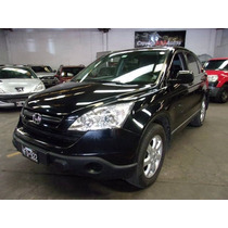 Honda Crv 2008 4x4 Caja Manual 2.4 Nafta. Impecable