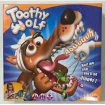 Toothy Wolf El Juego De Tv Megatoys