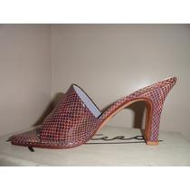 Sandalias Mujer Zapatos Fiesta Cuero Verano