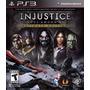 Injustice Ps3 Gods Among Us Ultimate Edition Español Mg15