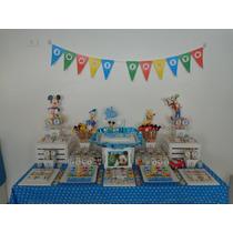 Golosinas Personalizadas Candy Bar La Casa De Mickey Mouse
