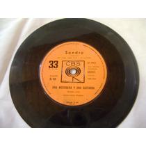 Disco 33 Rpm De Sandro Como Lo Hice Yo Y Una Muchacha ...