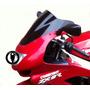 Doble Burbuja Zx9 R Ninja Kawasaki Motos Parabrisas Cupulas