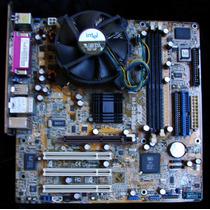Asus P5p800-vm + P4 3.2 + Cooler Intel
