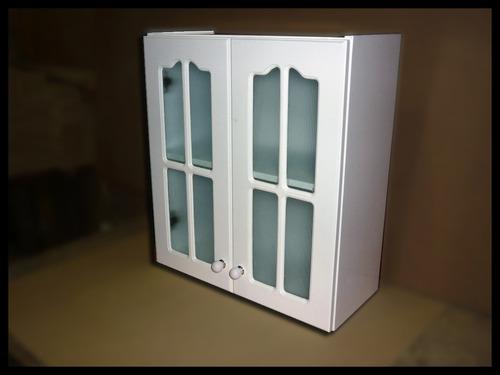 Botiquin espejo peinador mueble de ba o laqueado alacena - Precio espejo bano ...
