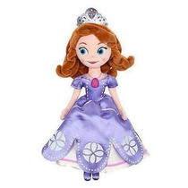 Princesita Sofia The First Peluche Original Disney Store
