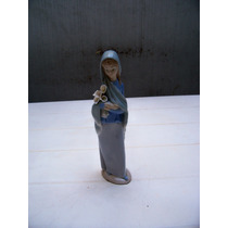 Excelente Figura De Porcelana Lladro (catalogo Historico) D