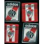 River Plate Etiquetas Decada Del 90 Lote X 100 Un. 2 Motivos