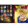 Ovas + Peliculas Dragon Ball Z Audio Latino