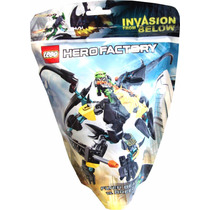 Lego Hero Factory 44020 Flyer Beast Vs Breez - Minijuegosnet