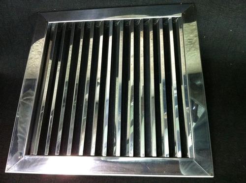 Rejilla de ventilacion de acero inoxidable otros a ars - Rejilla de ventilacion ...