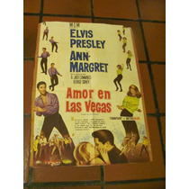 Afiches De Cine Antiguo Y Original. Elvis Presley