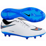 Botines Nike Hypervenom Phatal Fg Talle 40arg 26,5cm